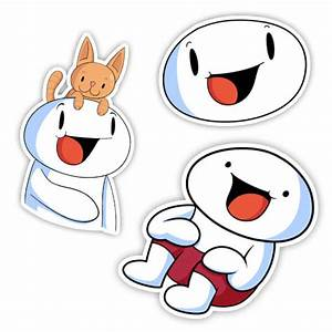 Odd1sOut Sticker Pack Merchandise Zavvi com