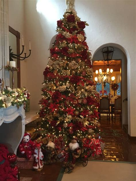 251 Best Images About Christmas In Red On Pinterest  Trees, Christmas Trees And Christmas