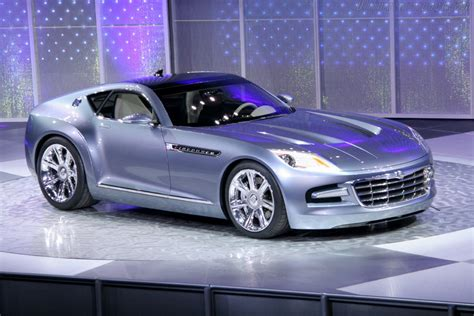 Chrysler Firepower by 2005 Chrysler Firepower Concept Images Specifications