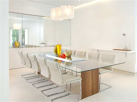 Small Kitchen Spaces Ideas - minimalist furniture design for a modern dining room