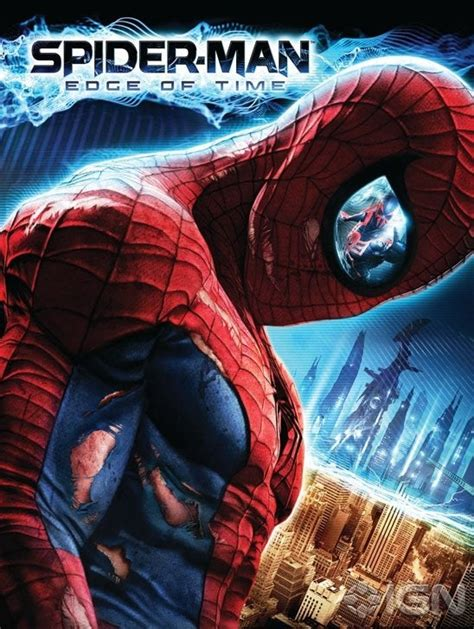 spider man edge  time screenshots pictures wallpapers