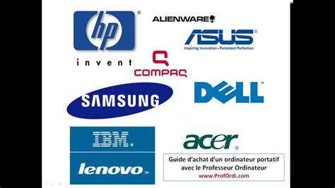 meilleure marque ordinateur bureau quelle marque d ordinateur de bureau choisir 28 images
