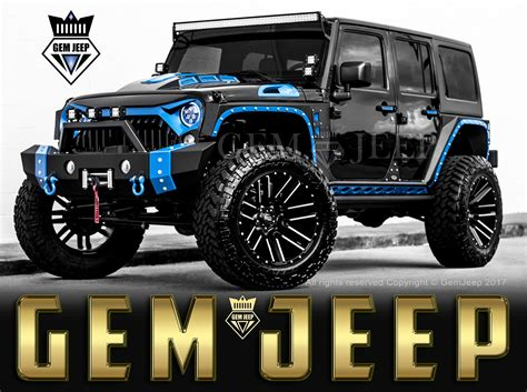 Great 2017 Jeep Wrangler Fully Customized Unlimited Sport