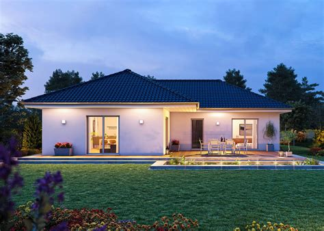 Haus Bungalow by Lifestyle 17 Bungalow Fertighaus Bauen Mit Massa Haus