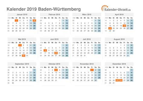 feiertage baden wuerttemberg kalender