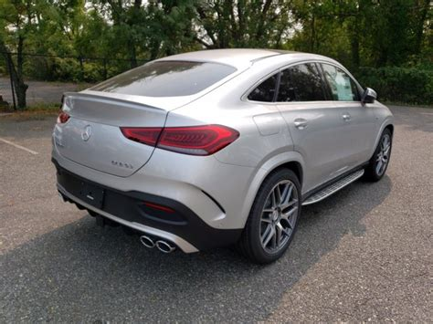 Check gle specs & features, 4 variants, 8 colours, images and read 11 user reviews. New 2021 Mercedes-Benz AMG GLE 53 4MATIC Coupe SUV | Iridium Silver Metallic 21-110