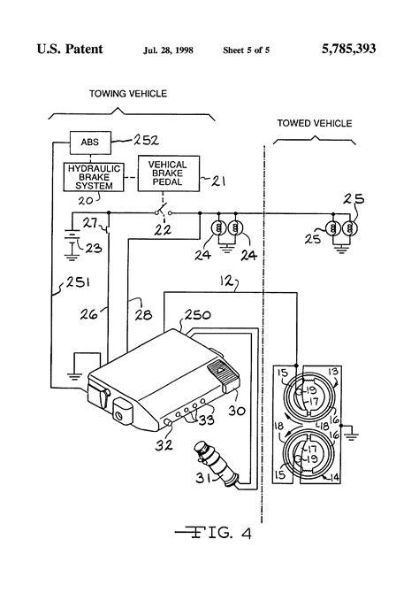 Trailer Brake Controller Wiring Color Code