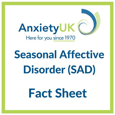 seasonal affective disorder ls uk seasonal affective disorder sad anxiety uk