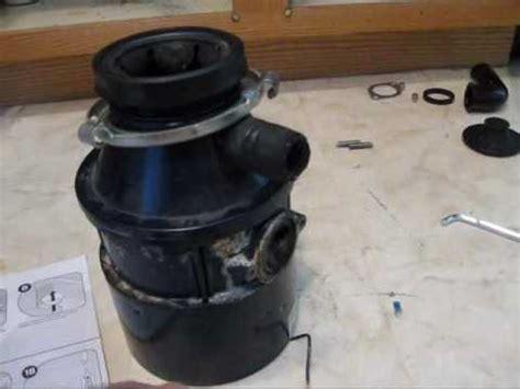 badger sink disposal manual free badger 1 disposal installation