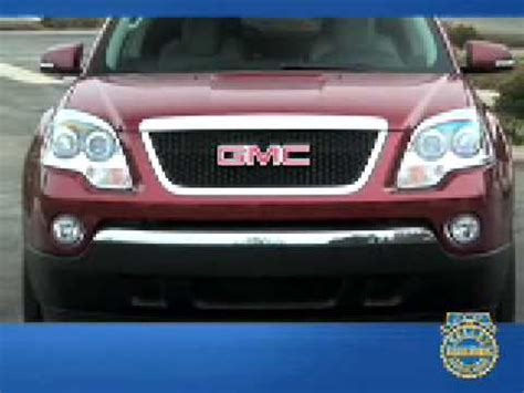 books about how cars work 2008 gmc acadia interior lighting 2008 gmc acadia review kelley blue book youtube
