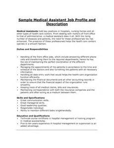 duties on resume assistant description resume the best letter sle