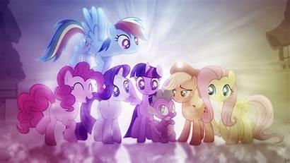 Pony Twilight Sparkle Princess Magic Friendship Wallpapers