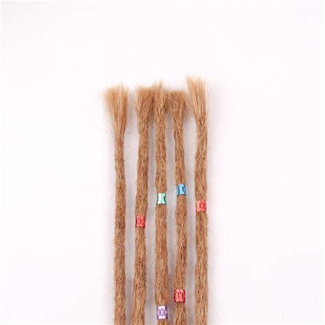 Dsoar Color 27 Dyed Human Hair Dreadlocks Styles Black Men