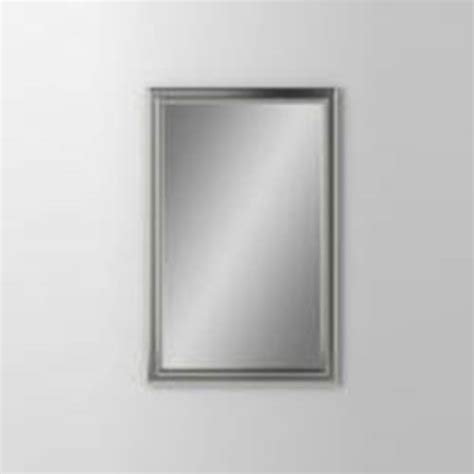 Robern Bathroom Mirrors by Robern Merion Unlighted Bathroom Mirror Dm2030me70 Satin