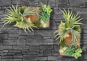 Grüne Wand Selber Bauen : carlo milano gr ne wand vertikaler wandgarten lisa mit deko pflanzen ~ Bigdaddyawards.com Haus und Dekorationen