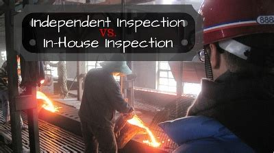 home inspection independent inspection vs in house inspection Independent