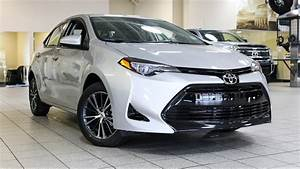 2017 Toyota Corolla LE Upgrade Package Walkaround Review ...  2017