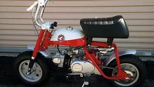 1968 Honda Z50 Slant Guard