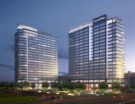 shed building business conocophillips offers up energy corridor tower as sublease