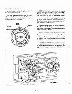 Singer 628 Sewing Machine Service Manual  Here Are Just A