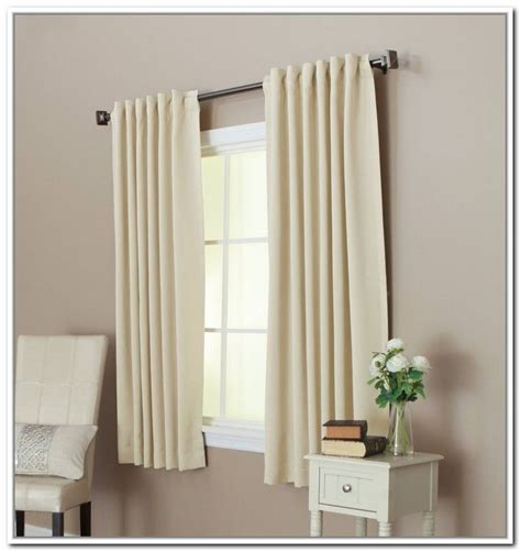 length of drapes below apron length curtains for the home