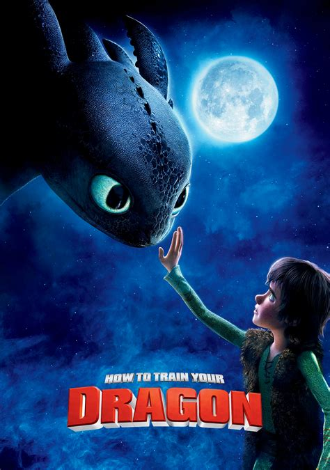 How To Train Your Dragon  2010  Billy's Film Reviews