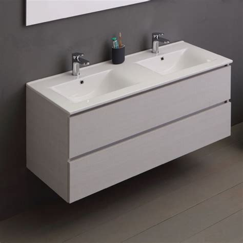 dimensioni mobile bagno mobile per bagno con lavabo doppia vasca 120 cm grigio