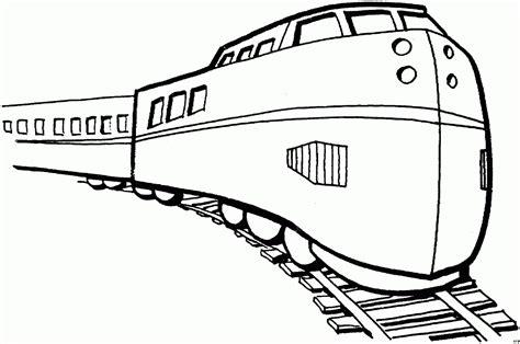 Zug Von Vorne Ausmalbild & Malvorlage (die Weite Welt