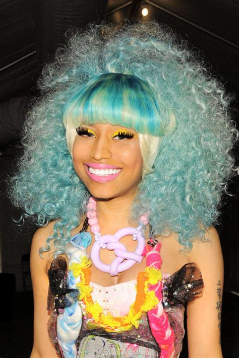 nicki minaj hairstyles  makeup nicki minaj beauty