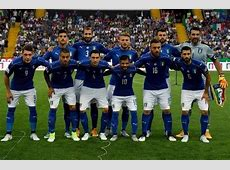 Italy National Football Team Roster Players 20172018