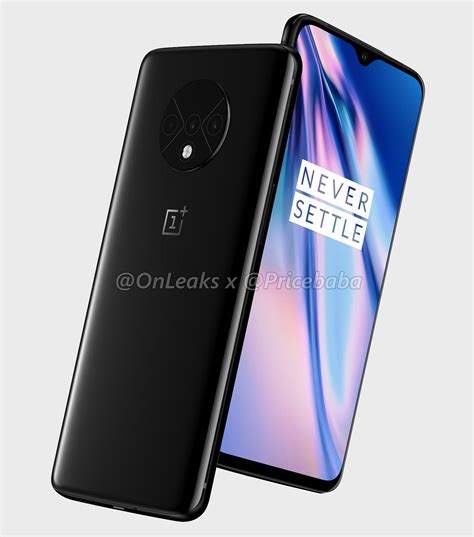 oneplus 7t rendered by onleaks and its camera is well fugly concept phones