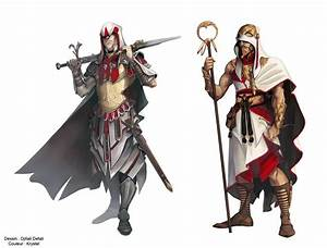 Assassin's creed characters (frenc comic books) by Krystel ...