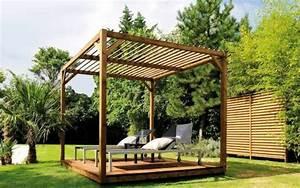 Pergola Bausatz Freistehend Holz
