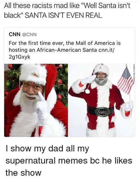 Black Santa Meme - 25 best memes about supernatural meme supernatural memes