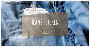 Kaputte Hosen Damen : tutorial kaputte jeans flicken mamahoch2 ~ Frokenaadalensverden.com Haus und Dekorationen