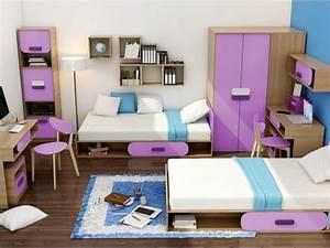 Jugendzimmer Für Mädchen : jugendzimmer f r 2 m dchen ~ Michelbontemps.com Haus und Dekorationen