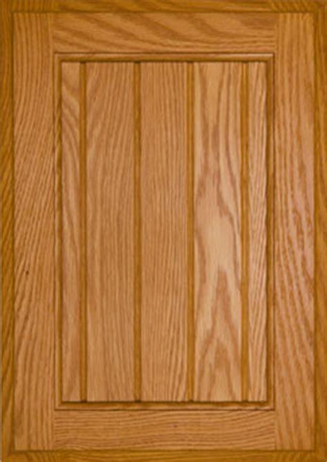 Cabinet Doors By Horizon  Oak American Beadboard Door