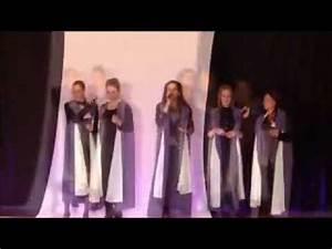 Art Song Productions et ses chanteuses de Gospel - YouTube