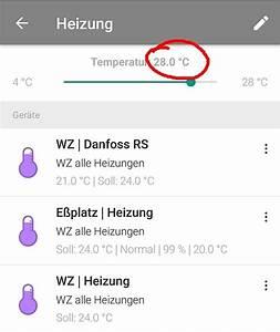Kühlschrank Temperatur Zu Hoch : temperatur schieberegler im heizungs widget 4 c zu hoch android app homee community ~ Yasmunasinghe.com Haus und Dekorationen