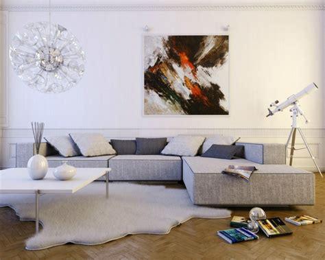Sofa Mit Kissen Dekorieren by Sofa Kissen Funktionale Und Sch 246 Ne Dekoration F 252 R Das Sofa