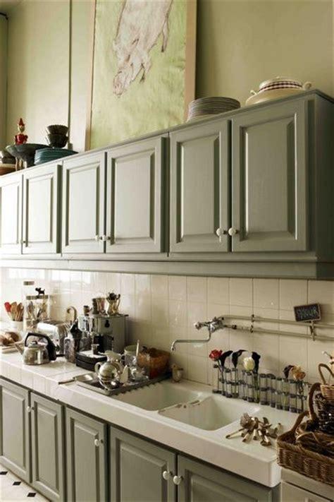cuisine vert olive couleur dans la cuisine osez le vert pomme vert gazon