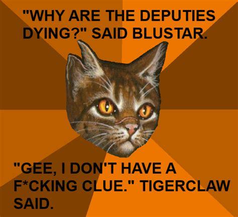 Warrior Cats Memes - fuck yeah warrior cats memes