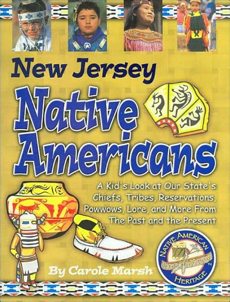New Jersey Native Americans A Kid's Look At Our State's