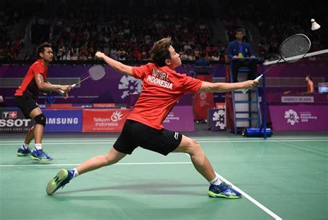 indonesian womens mixed doubles progress  semifinal
