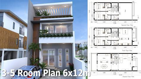sketchup  story home plan xm youtube