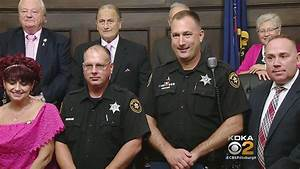 Allegheny Co. Sheriff's Deputies Honored For Saving ...