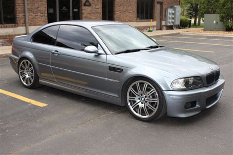2005 Bmw M3 Coupe 6-speed For Sale On Bat Auctions