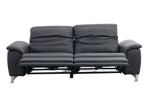 canapé relax electrique 3 places canapé 3 places relax électrique suprêmerelax en cuir