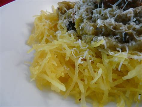 simple spaghetti squash recipes simple spaghetti squash parmesan recipe food com