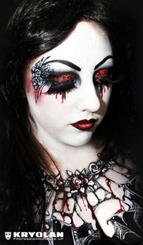kryolan halloween makeup workshop   ghoulish   gorgeous beauty  save